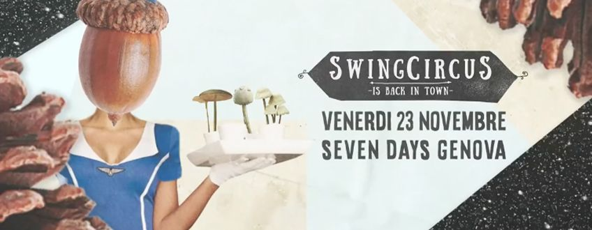 Swing Circus is back in Town